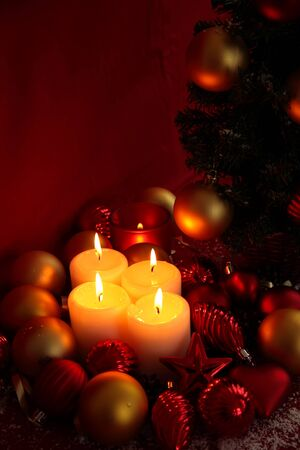 adorn: Christmas decoration