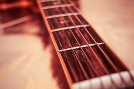 fret: Guitar fret.