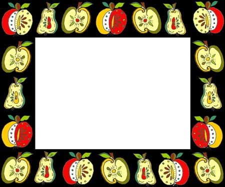 fruit11 Archivio Fotografico