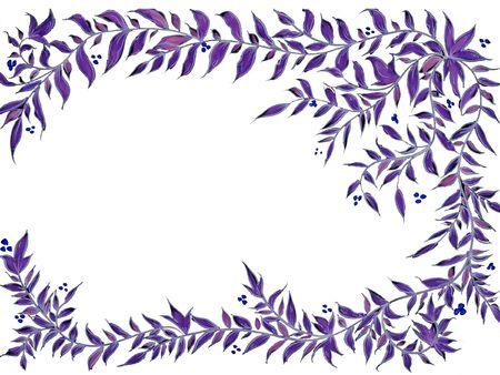 projet: Winter leaf