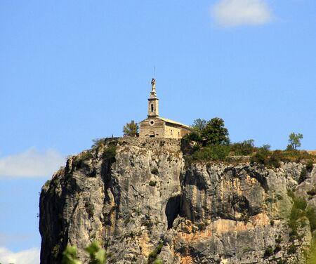 villaggio sul monte