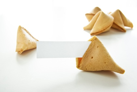 Fortune cookie photo