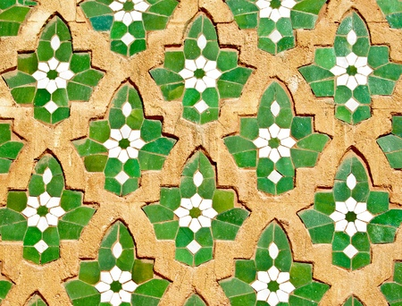Seamless moroccan mosaic pattern a backgrounds a Stock Photo - 12100718
