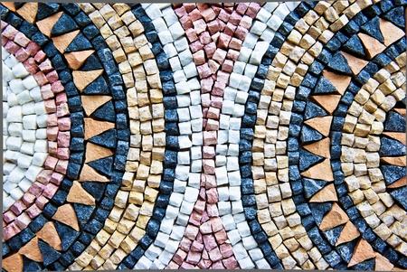 marocchini: variopinto mosaico marocchino come sfondo