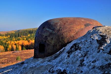 Loophole bunker
