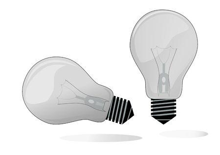 bulbs Illustration