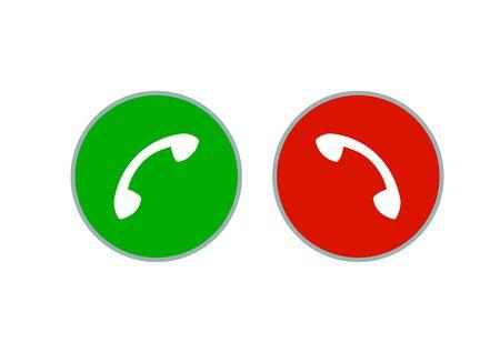 handset: telephone handset button