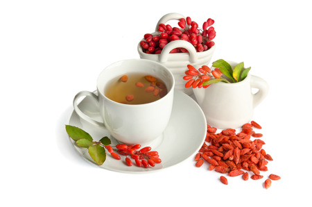 antioxidant: presentation for goji fresh antioxidant tea