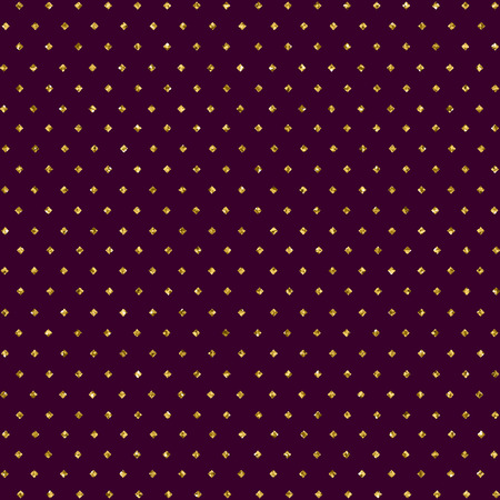 absract art: Vector seamless pattern with dots of gold and dark. Gold dots, sparkles, shining dots.