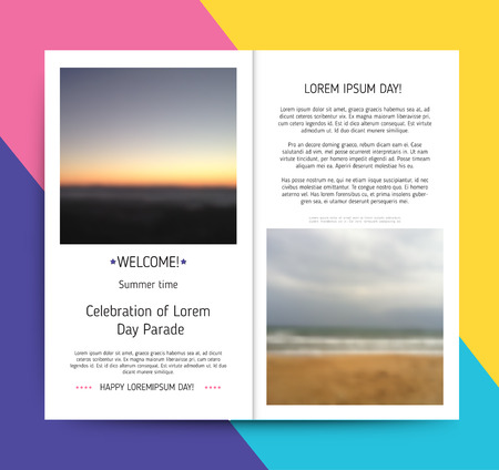 Cute Collection of Templates and modern creative cards. Hipster textures and shapes. Retro patterns for Posters, Flyers and Banner blur Designs.