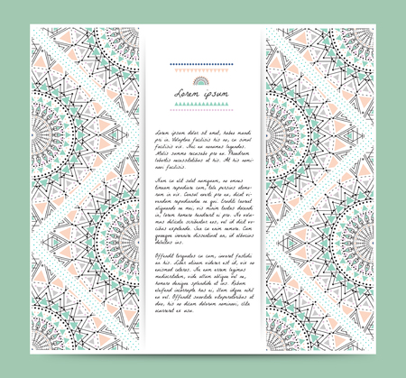 Set of romantic circular greeting gentlecards and invitations. Wedding and marriage, bridal,  birthday and Valentines day.