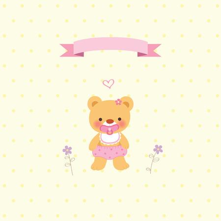 baby bear: Baby Bear: girl