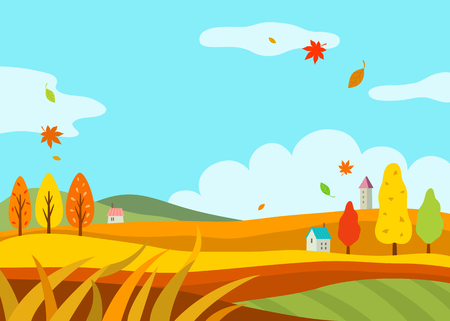 가을 풍경