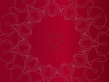 Lotus abstract background