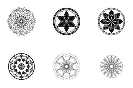 Vector - Abstract ancient symbols