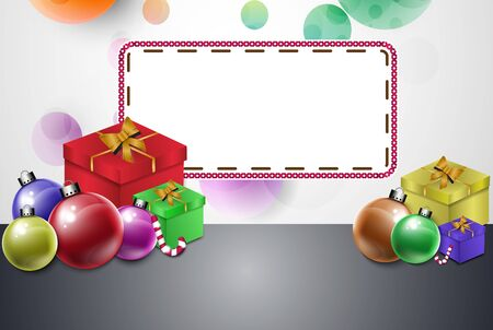 gift card vector labels