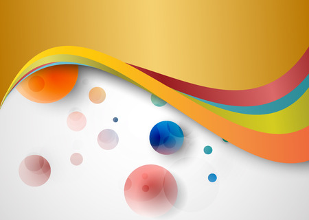 galaxy abstract background Illustration