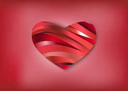 because: Heart lesions because love