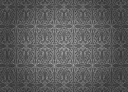 floor covering: Dark pattern vintage backgrounds for design.