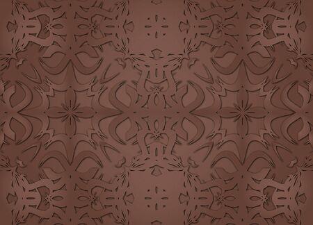 simple frame: Vintage pattern backgrounds for design.
