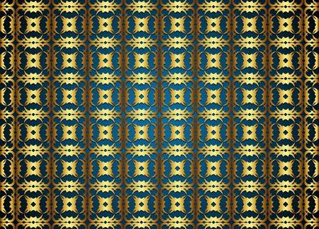 floor covering: Vintage pattern backgrounds for design.