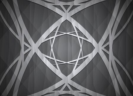 Dark vector background. Illustration
