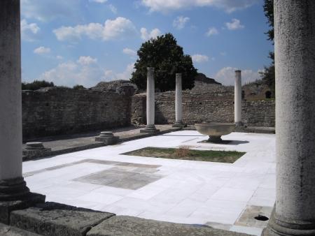 felix: Columns of Roman Felix Romuliana