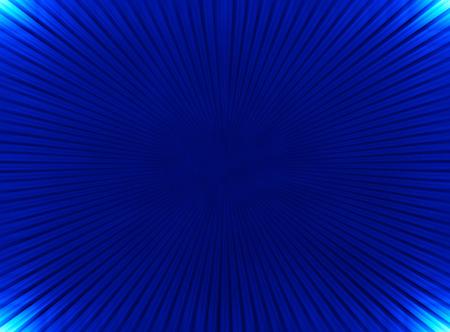 teleportation: Blue teleport blast illustration background