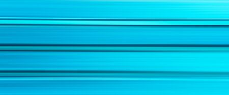 shutter speed: Horizontal wide cyan blurred abstraction lines background