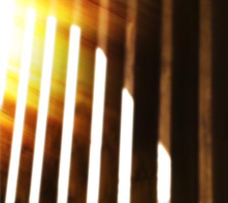 blinds: Vertical vivid blinds wint light leak abstraction backdrop