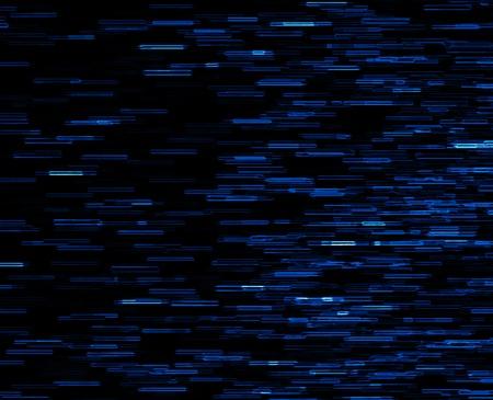 interlaced: Square blue vivid 8-bit pixel dot interlaced space stars blast teleport abstraction background backdrop