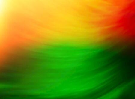Colorful motion blur rotation backdrop