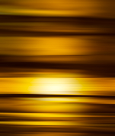 Vertical golden motion blur abstraction backdrop