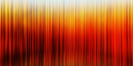 Horizontal wide vertical orange vibrant curtains business presentation abstract background backdrop