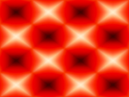 Diagonal red blurred cubes abstraction background Stock Photo