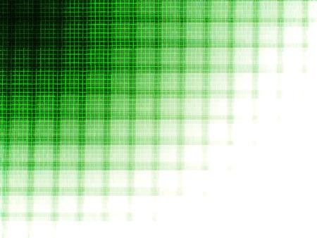 grid background: Horizontal green grid illustration background