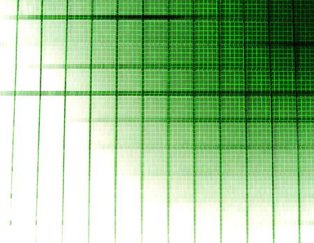 horizontal  green: Horizontal green grid illustration background
