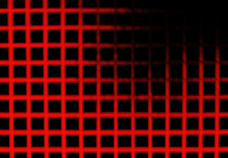 grid background: Horizontal red grid illustration background