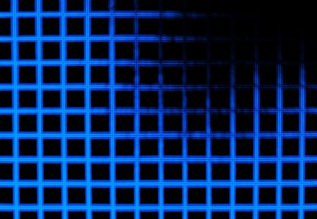 grid background: Horizontal blue grid illustration background