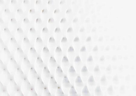 blob: Horizontal black and white blob grid illustration background hd Stock Photo