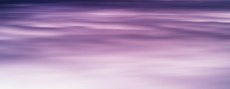fleecy: Horizontal vivid purple smooth sky fleecy clouds cloudscape background backdrop