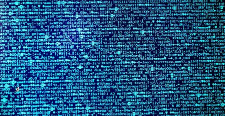 computer code: Diagonal computer code background