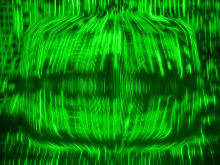 enters: Matrix enters your room background hd
