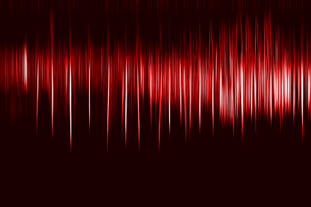 Vertical red motion blur osc background hd Stock Photo
