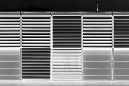 jalousie: Black and white modern jalousie texture background hd