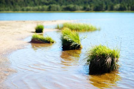 oslo: Norway lake landscape background hd
