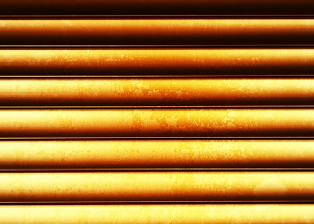 grundge: Horizontal metal rusted texture wall background hd Stock Photo