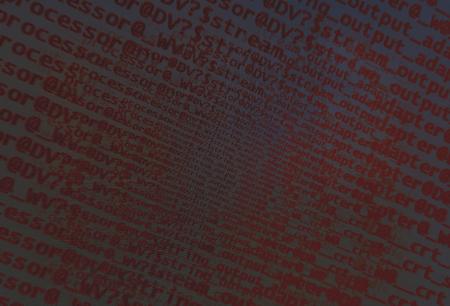 interlace: Diagonal dark red computer text texture background