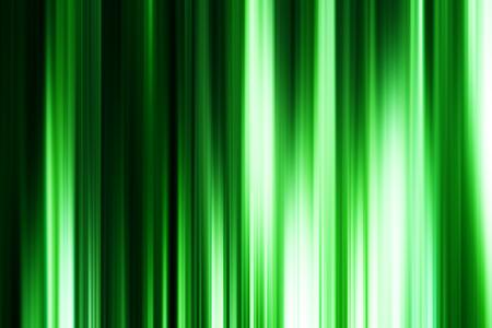 Vertical green motion blur background