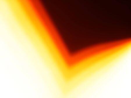 leaking: Diagonal orange shadow bokeh background